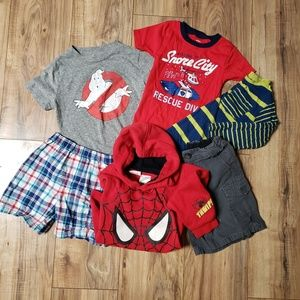 4T Boys Bundle